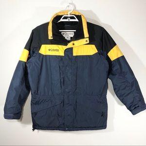 Columbia Mens Medium Heavy Winter Coat